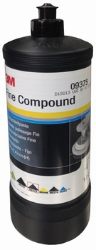 3M Fine Compound (zwarte dop) 09375