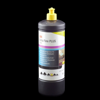 3M Extra fijn polijstpasta Plus (gele dop) 80349
