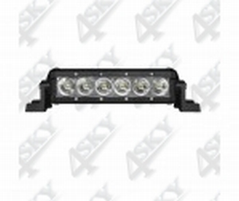 Led Bar middel 6-Led Flood