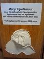 Motip Fijnplamuur 2K 250gram